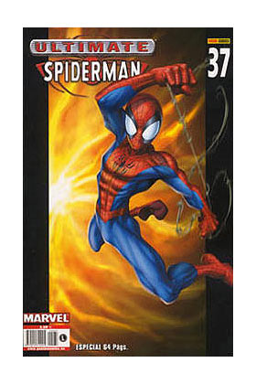 ULTIMATE SPIDERMAN 037