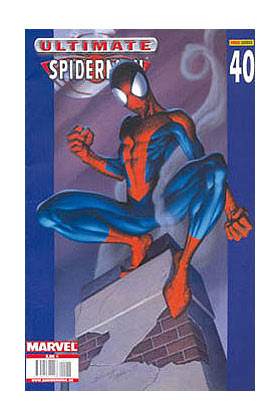 ULTIMATE SPIDERMAN 040