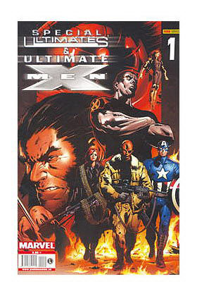 SPECIAL ULTIMATES & ULTIMATE X-MEN 001