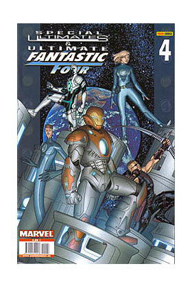 SPECIAL ULTIMATES & FANTASTIC FOUR 004