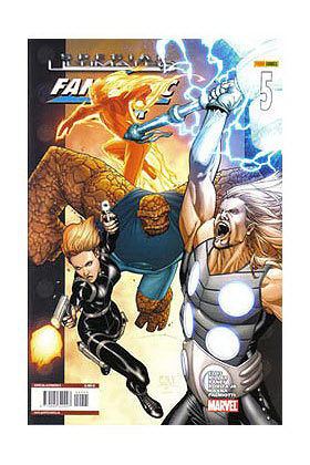 SPECIAL ULTIMATES & FANTASTIC FOUR 005