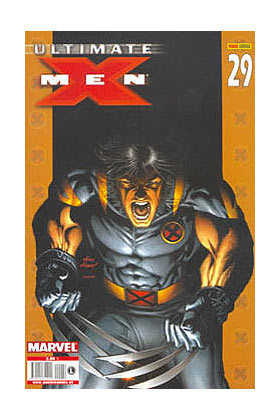 ULTIMATE X-MEN 029
