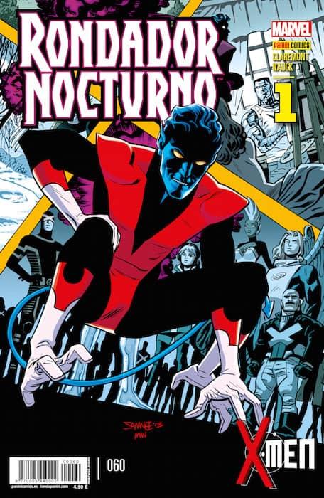 X-MEN PRESENTA  VOL.4 060  (PRESENTA: RONDADOR NOCTURNO)
