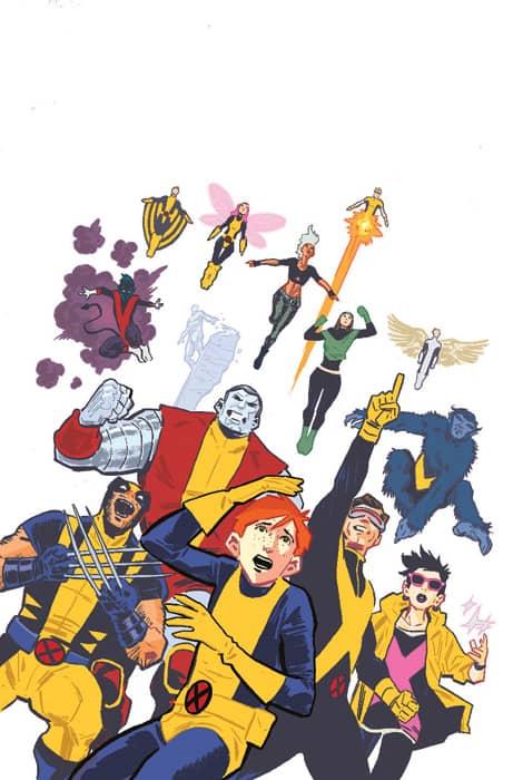 X-MEN PRESENTA: EL PEOR HOMBRE-X DEL MUNDO #1   VOL.4 068