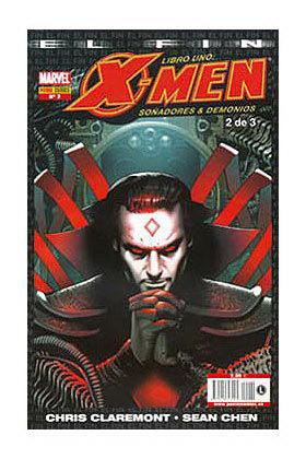 X-MEN: EL FIN LIBRO 1 002 (SOÑADORES Y DEMONIOS)
