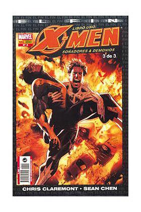 X-MEN: EL FIN LIBRO 1 003 (SOÑADORES Y DEMONIOS)