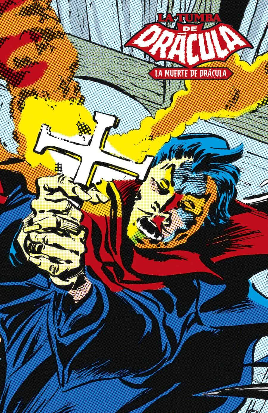 LA TUMBA DE DRACULA 04 (MARVEL LIMITED EDITION)