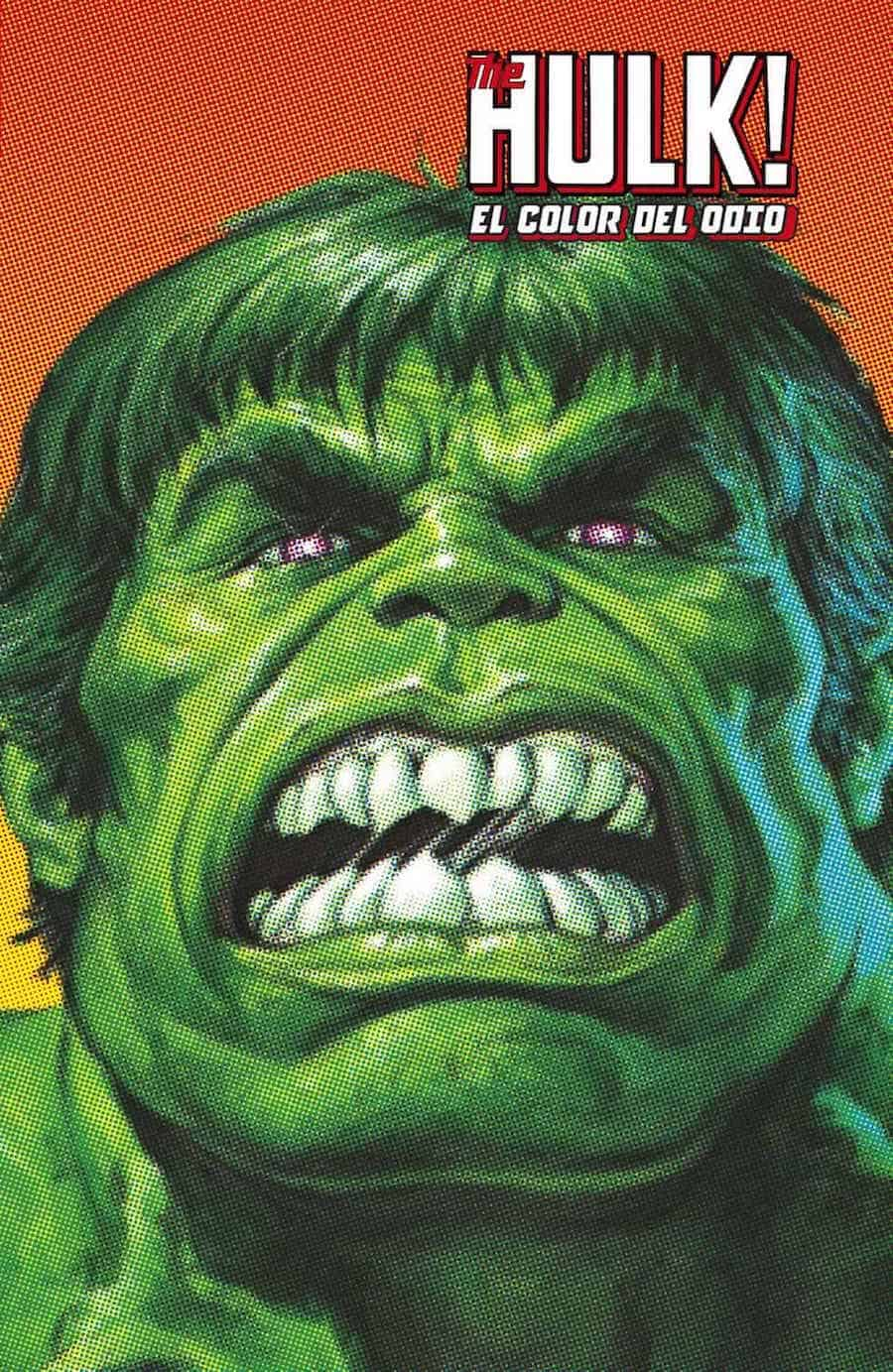 THE  HULK 01  (MARVEL LIMITED EDITION). EL COLOR DEL ODIO