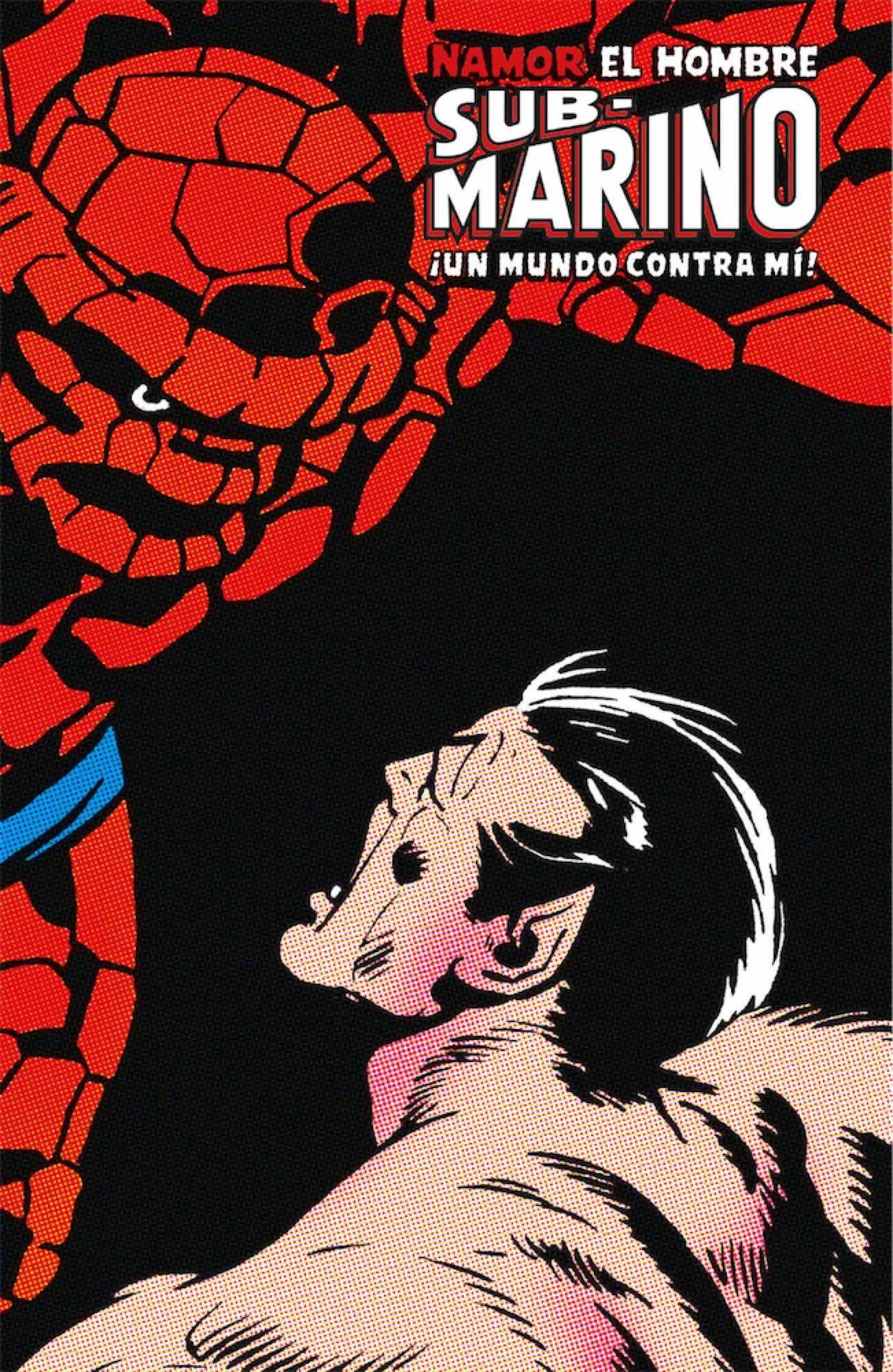 NAMOR  02. EL HOMBRE SUBMARINO (MARVEL LIMITED EDITION)