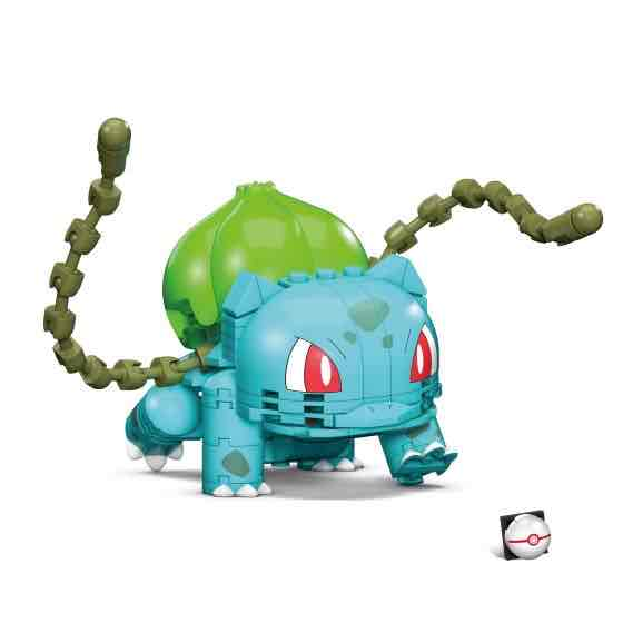 BULBASAUR MEGA CONSTRUX 175 PCS POKEMON