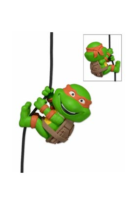 MICHELANGELO FIGURA 5 CM SCALERS TEENAGE MUTANT NINJA TURTLES