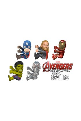 SURTIDO 50 FIGURAS 5 CM SCALERS AVENGERS AGE OF ULTRON