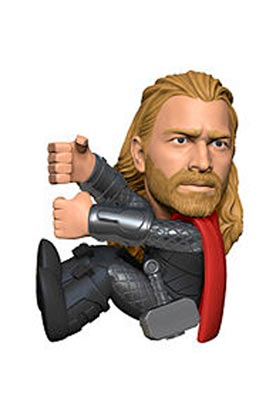THOR FIGURA 5 CM SCALERS AVENGERS AGE OF ULTRON