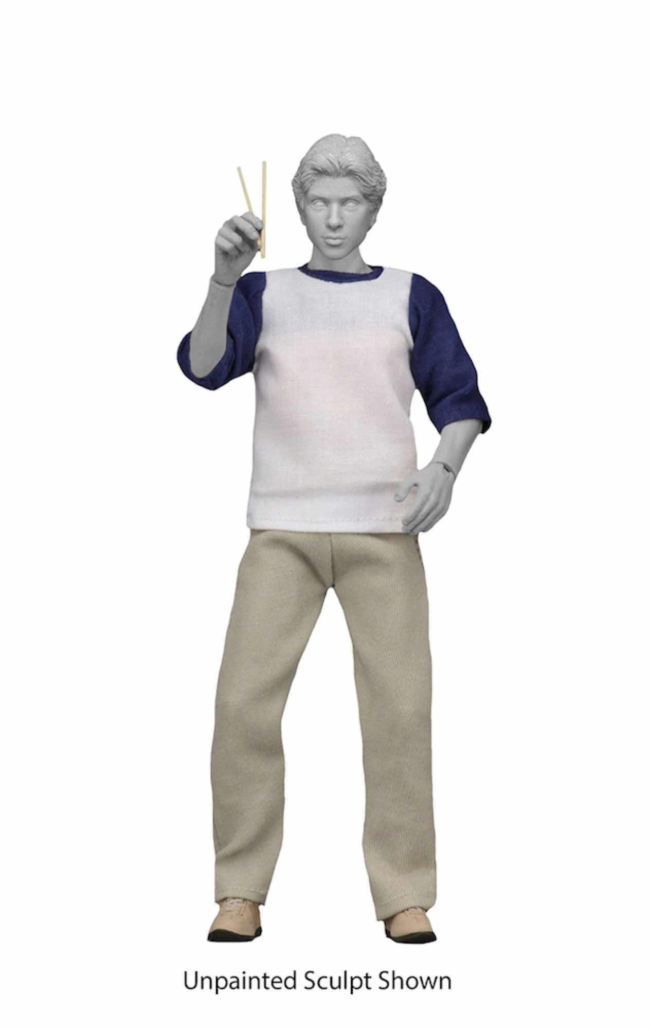 DANIEL FIGURA 20 CM KARATE KID 1984 CLOTHED FIGURE