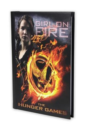 KATNISS CHICA FUEGO DIARIO THE HUNGER GAMES