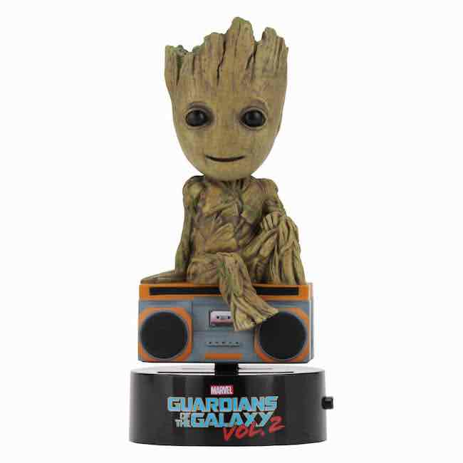 NEW GROOT BODYKNOCKER FIGURA 15 CM MARVEL GUARDIANES DE LA GALAXIA 2