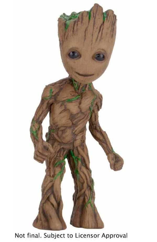 GROOT GOMAESPUMA LATEX FIGURA 25 CM 1:1 LIFE SIZE GUARDIANS OF THE GALAXY VOL. 2