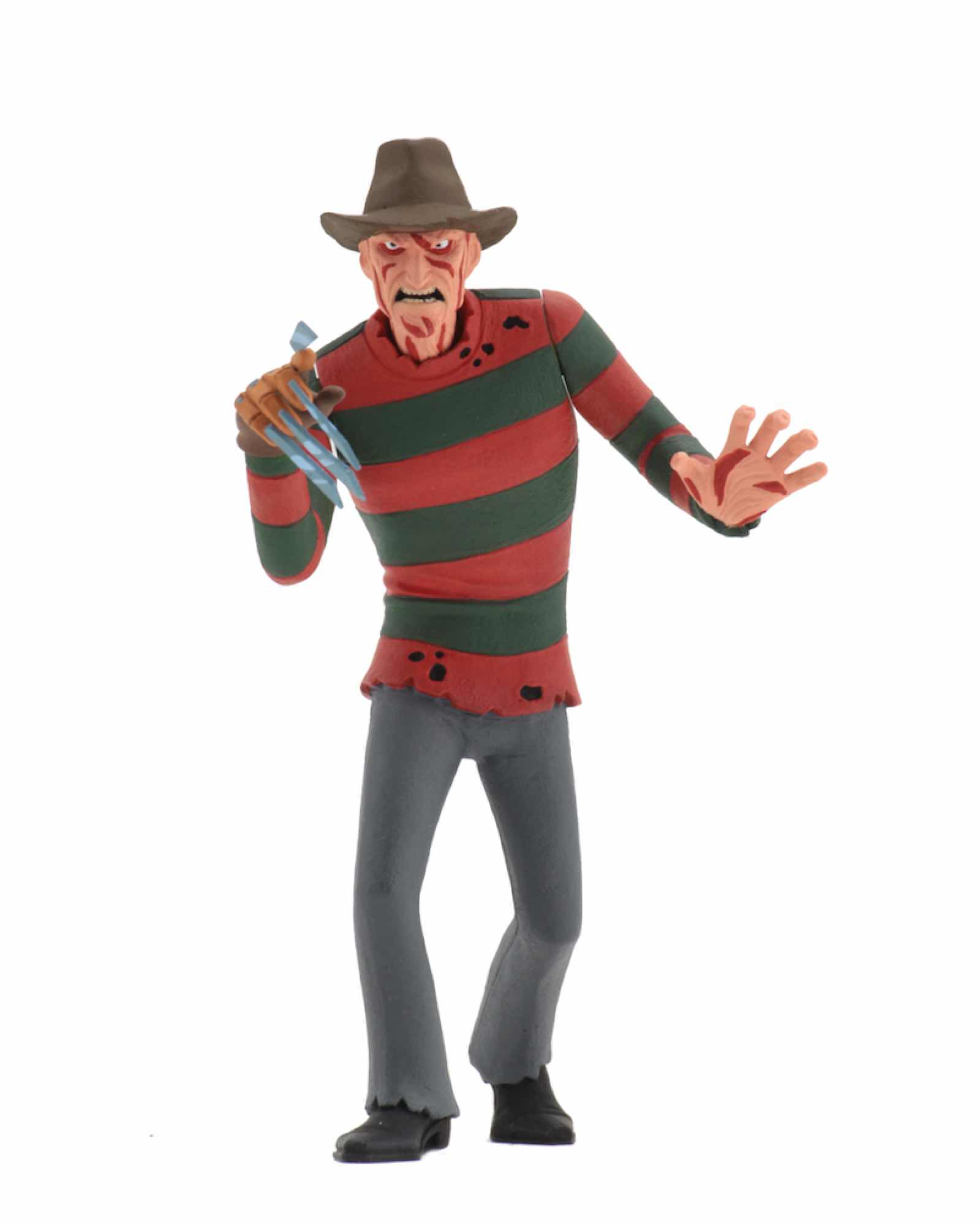 TOONY TERRORS FREDDY KREUGER FIGURA 15 CM SCALE ACTION FIGURE NIGHTMARE ON ELM STREET