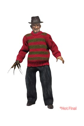 FREDDY FIG CON ROPA 20 CM NIGHTMARE ON ELM STREET FIGURAL DOLLS (8)