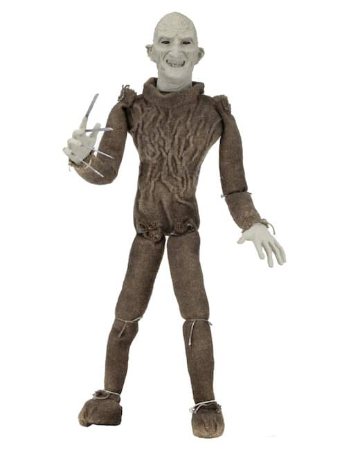 FREDDY DREAM WARRIORS MARIONETA REPLICA 45 CM NIGHTMARE ON ELM STREET 30 ANIVERSARIO