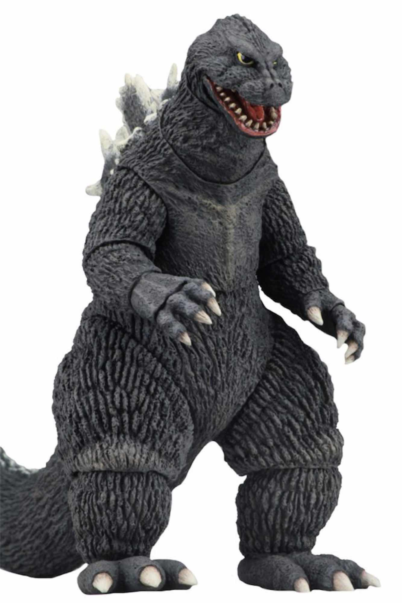GODZILLA 1962 MOVIE FIGURA 30 CM KING KONG VS GODZILLA