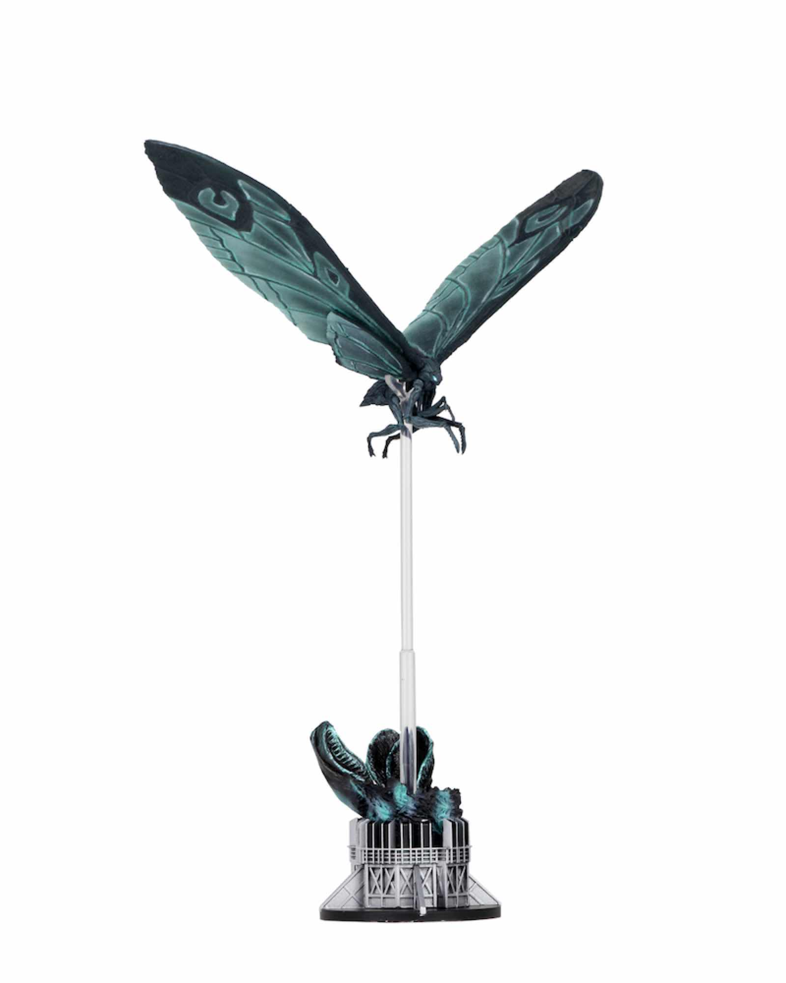 MOTHRA POSTER VER. FIGURA 30.5 CM GODZILLA KING OF MONSTERS WING TO WING ACTION FIGURE