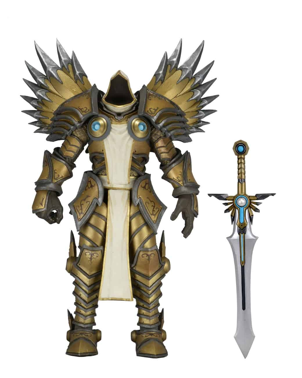 TYRAEL FIGURA 18 CM SERIE 2 HEROES OF THE STORM
