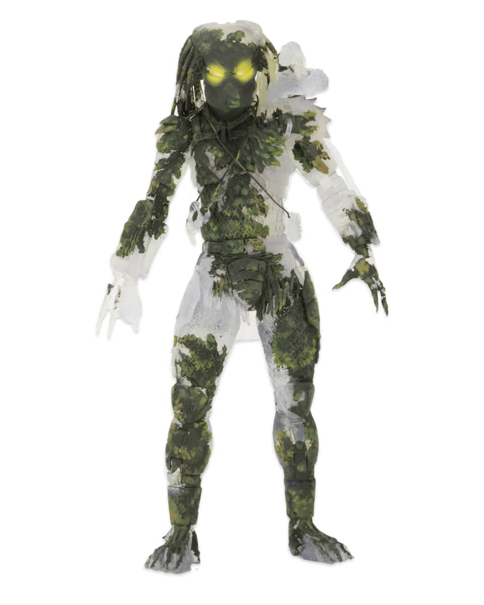 JUNGLE DEMON PREDATOR FIGURA 18 CM PREDATOR 30 ANIVERSARIO