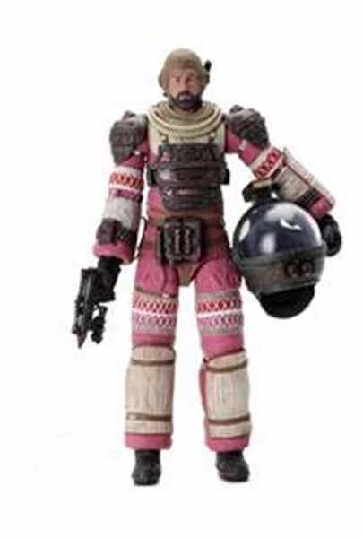 DALLAS FIGURA 18 CM SCALE ACTION FIGURE ALIEN 40 ANIVERSARIO SERIE 1 (REISSUE)