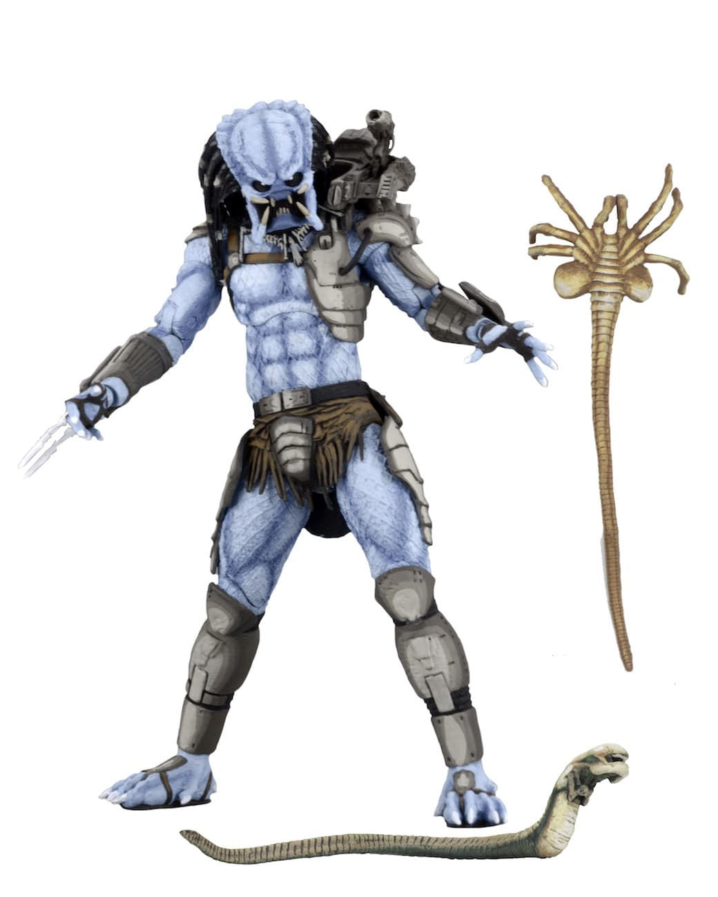 MAD PREDATOR ARCADE FIGURA 20 CM SCALE ACTION FIGURE ALIEN VS PREDATOR