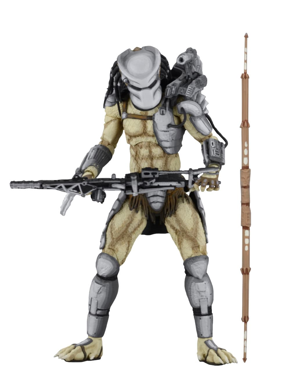 PREDATOR WARRIOR ARCADE FIGURA 20 CM SCALE ACTION FIGURE ALIEN VS PREDATOR