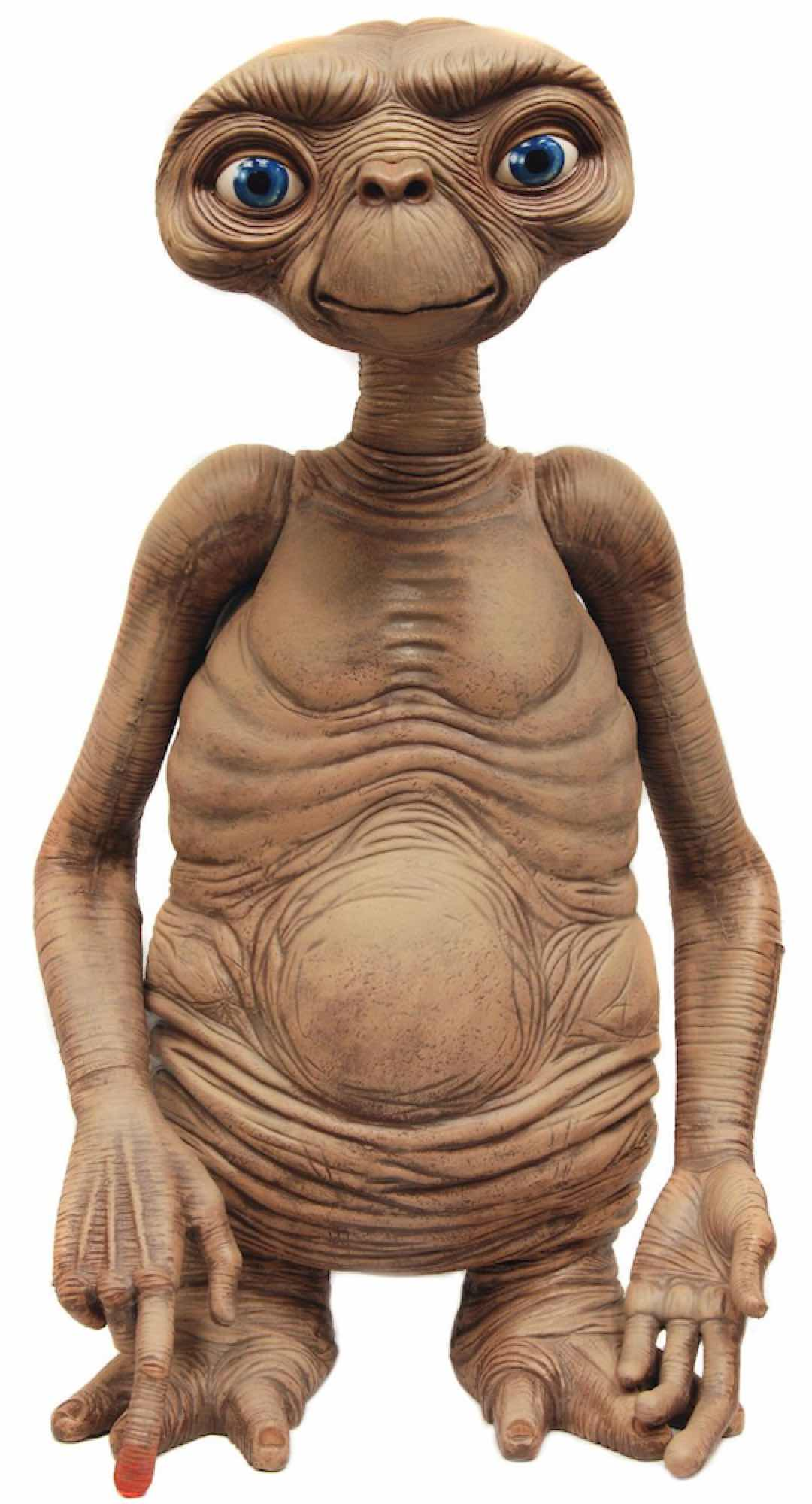 E.T. EL EXTRATERRESTRE LATEX PROP REPLICA 88.90 CM LIMITED EDITION