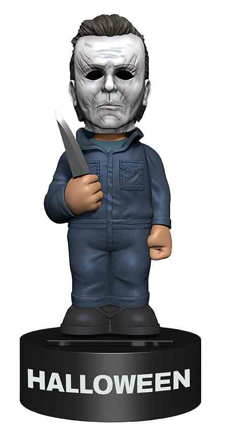 MICHAEL MYERS BODY KNOCKER FIGURA 16.5 CM HALLOWEEN (2018 MOVIE)
