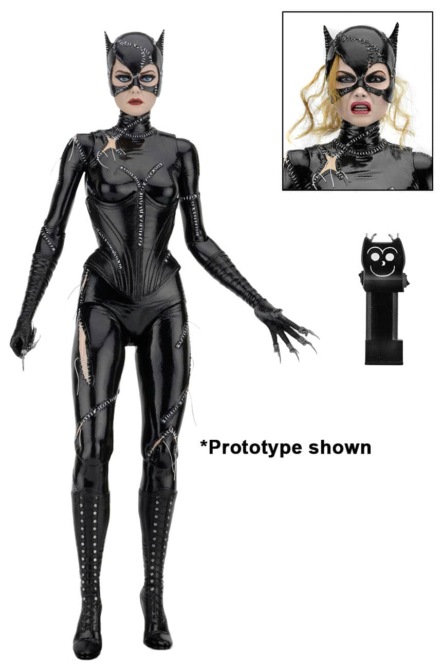CATWOMAN MICHELLE PFEIFFER ESCALA 1/4 FIGURA 45 CM BATMAN RETURNS