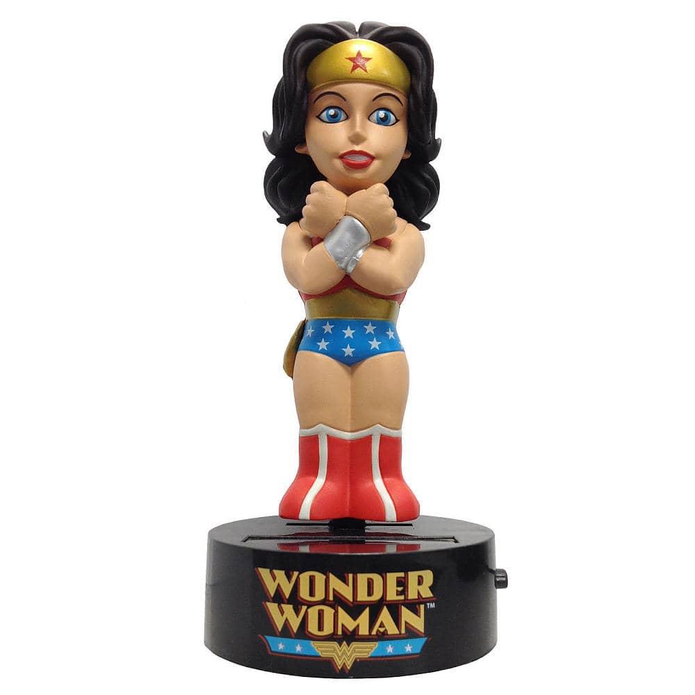 WONDER WOMAN CLASSIC BODY KNOCKER FIGURA 15 CM DC COMICS