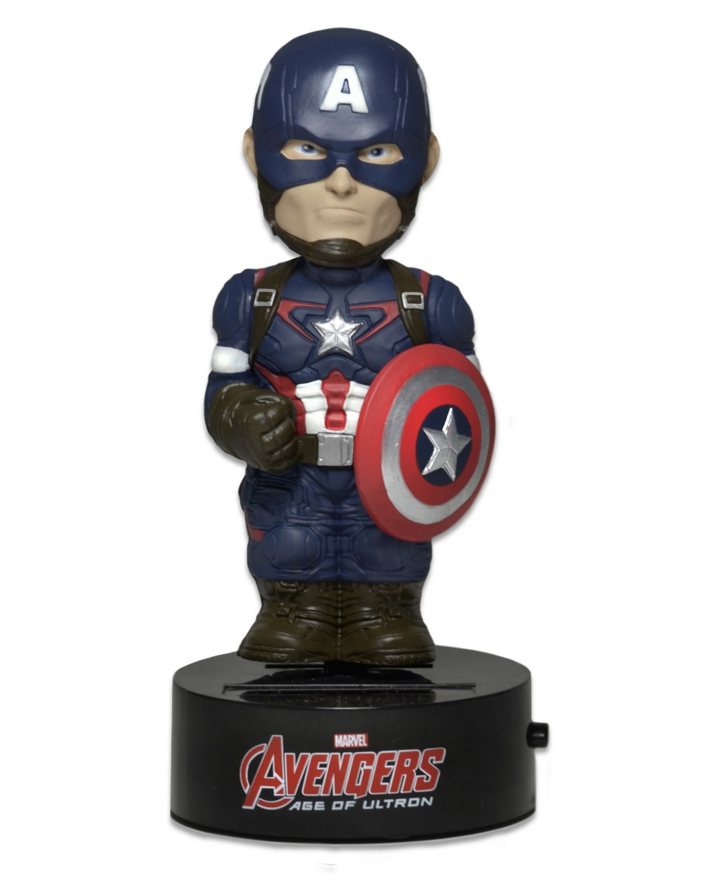 CAPITAN AMERICA FIGURA 15 CM BODY KNOCKER AVENGERS AGE OF ULTRON