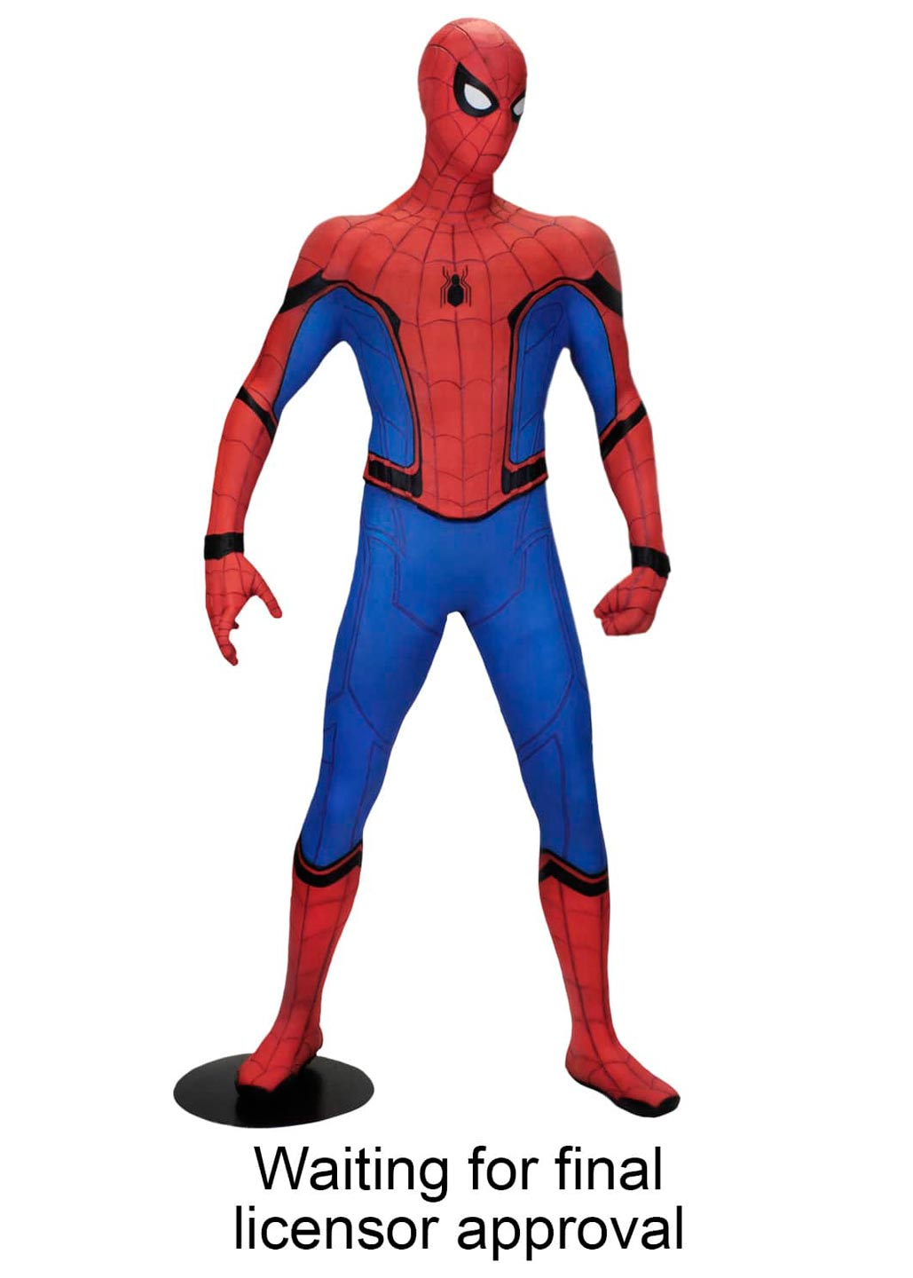 SPIDER-MAN LIFE SIZE LATEX REPLICA 1,58 METROS SPIDER-MAN HOMECOMING