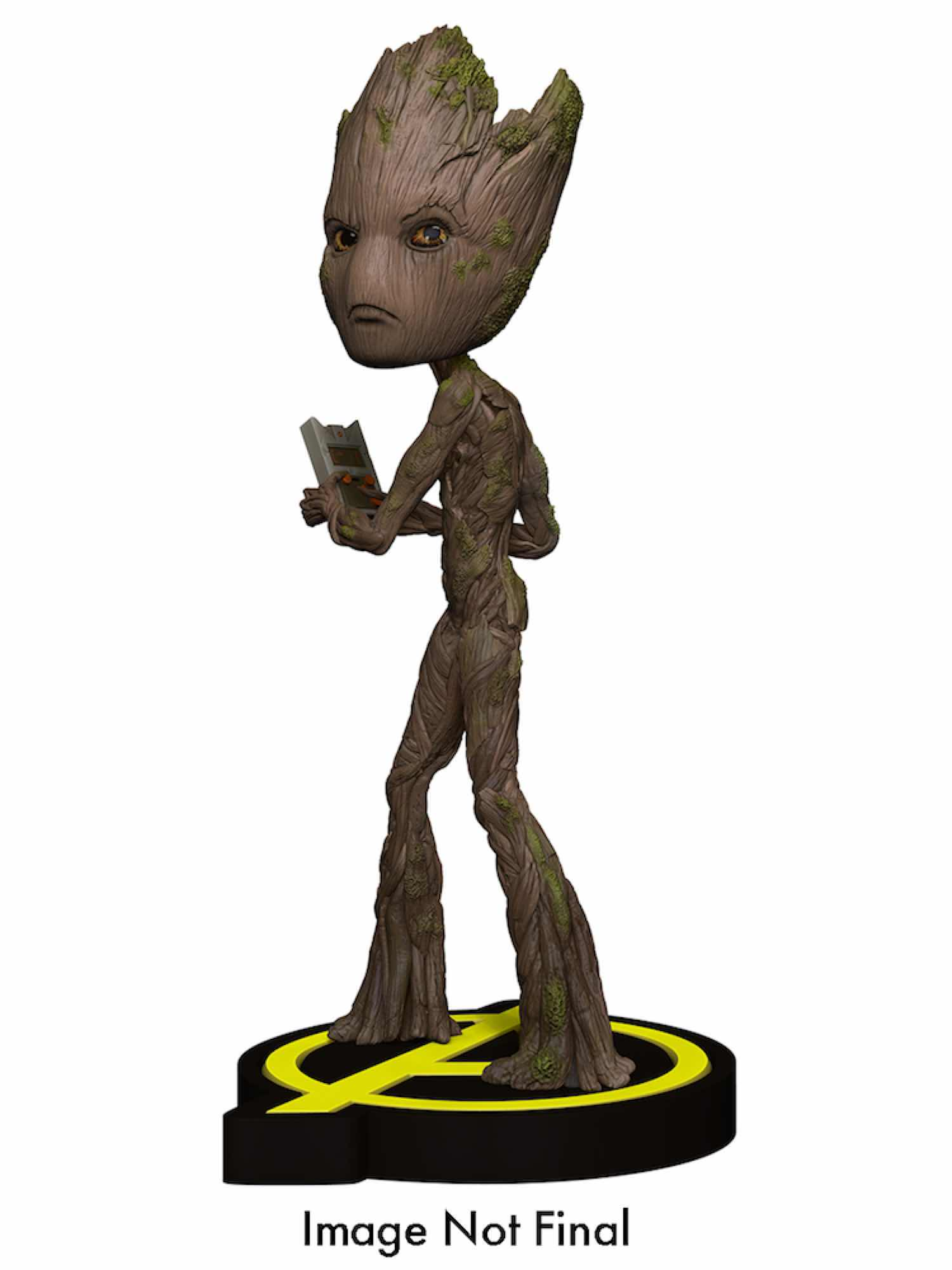 GROOT TEEN HEADKNOCKER FIGURA 20,32 CM MARVEL AVENGERS INFINITY WAR