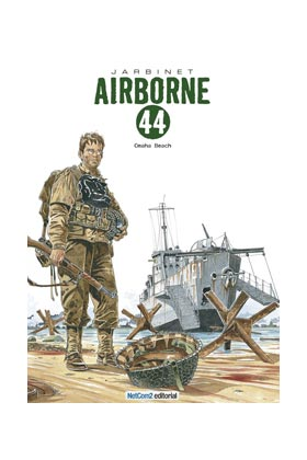 AIRBORNE 44 VOL 2. OMAHA BEACH (INTEGRAL)