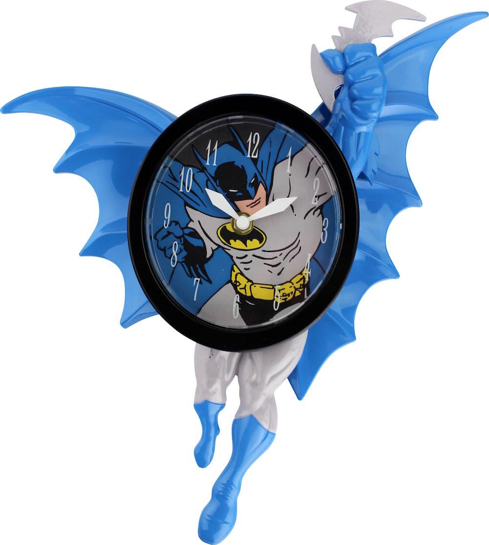 BATMAN RELOJ 3D MOVIMIENTO UNIVERSO DC