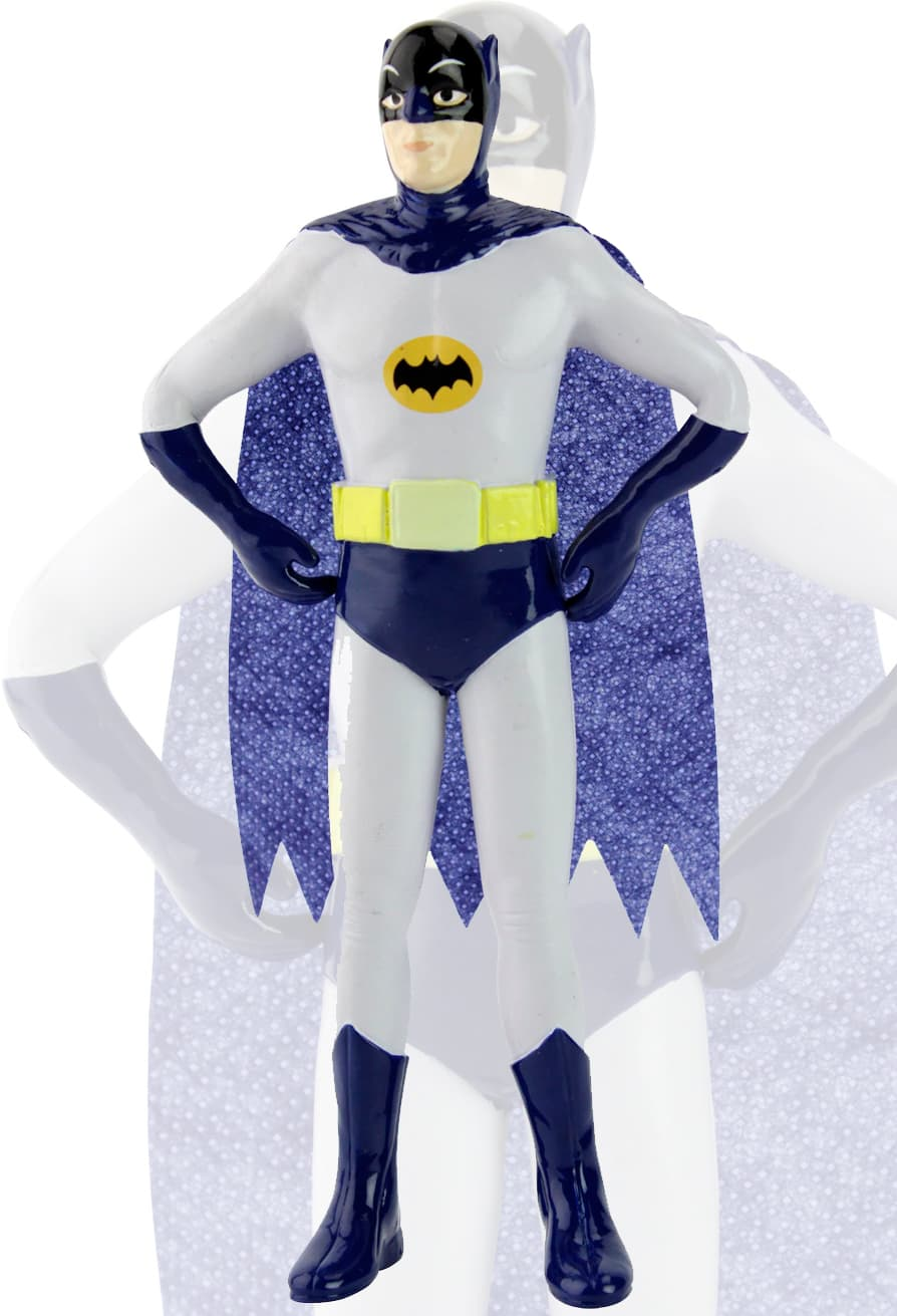 BATMAN 1966 FIGURA FLEXIBLE UNIVERSO DC
