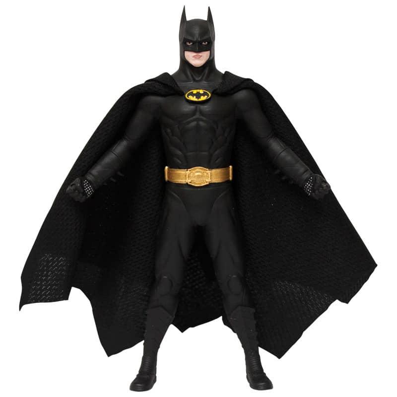 MICHAEL KEATON BATMAN FIGURA FLEXIBLE BATMAN 1989 UNIVERSO DC