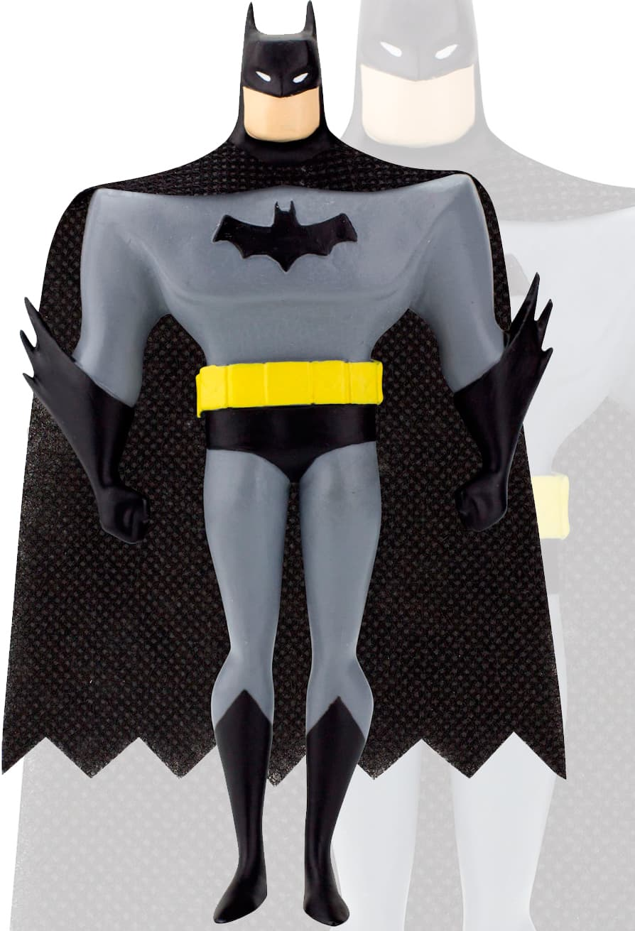 BATMAN FIGURA FLEXIBLE 14 CM THE NEW BATMAN ADVENTURES UNIVERSO DC