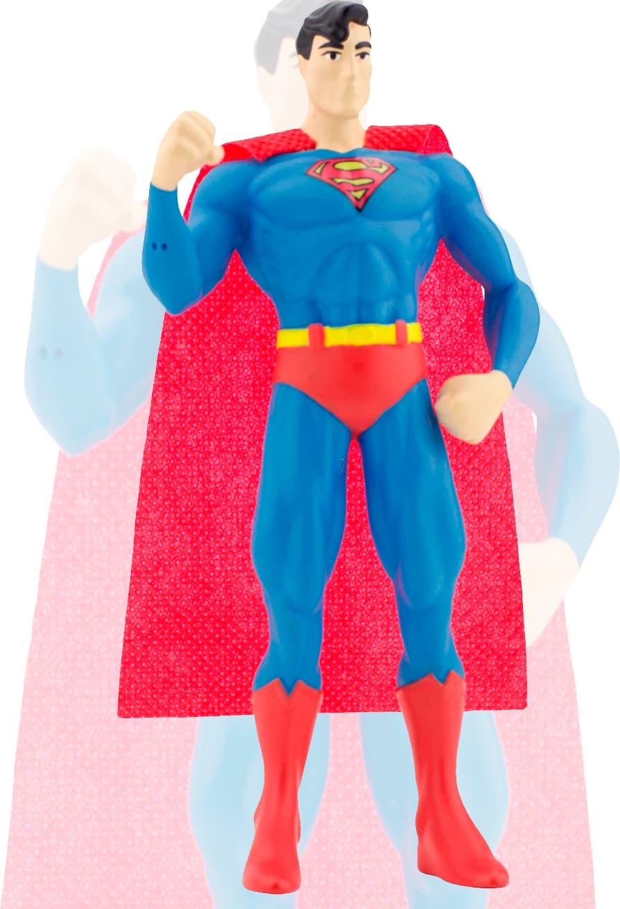 SUPERMAN CLASICO FIGURA FLEXIBLE 14 CM UNIVERSO DC