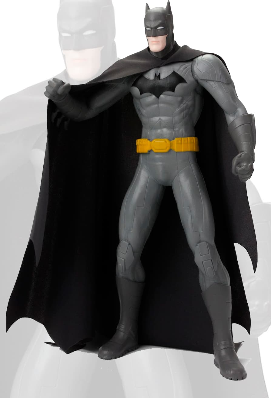 BATMAN GIGANTE FIGURA FLEXIBLE 20 CM NEW 52 UNIVERSO DC