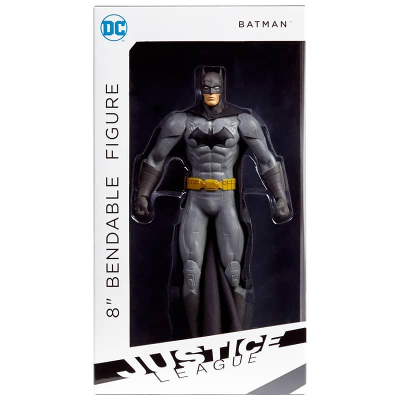 BATMAN FIGURA 20 CM FLEXIBLE JUSTICE LEAGUE NEW 52 UNIVERSO DC