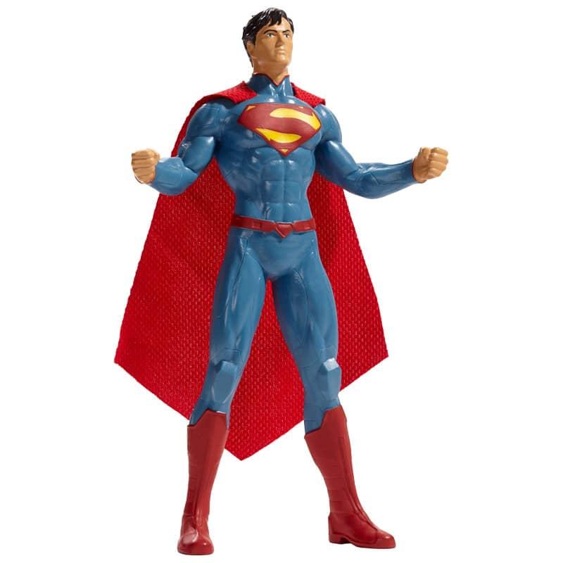 SUPERMAN FIGURA 20 CM FLEXIBLE JUSTICE LEAGUE NEW 52 UNIVERSO DC
