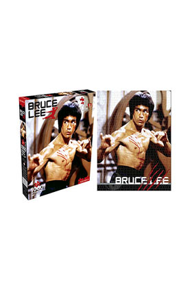 BRUCE LEE FIGHT PUZZLE 50 x 70 CM 1000 PIEZAS