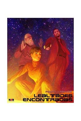 EYES ONLY- LEALTADES ENCONTRADAS - ROL