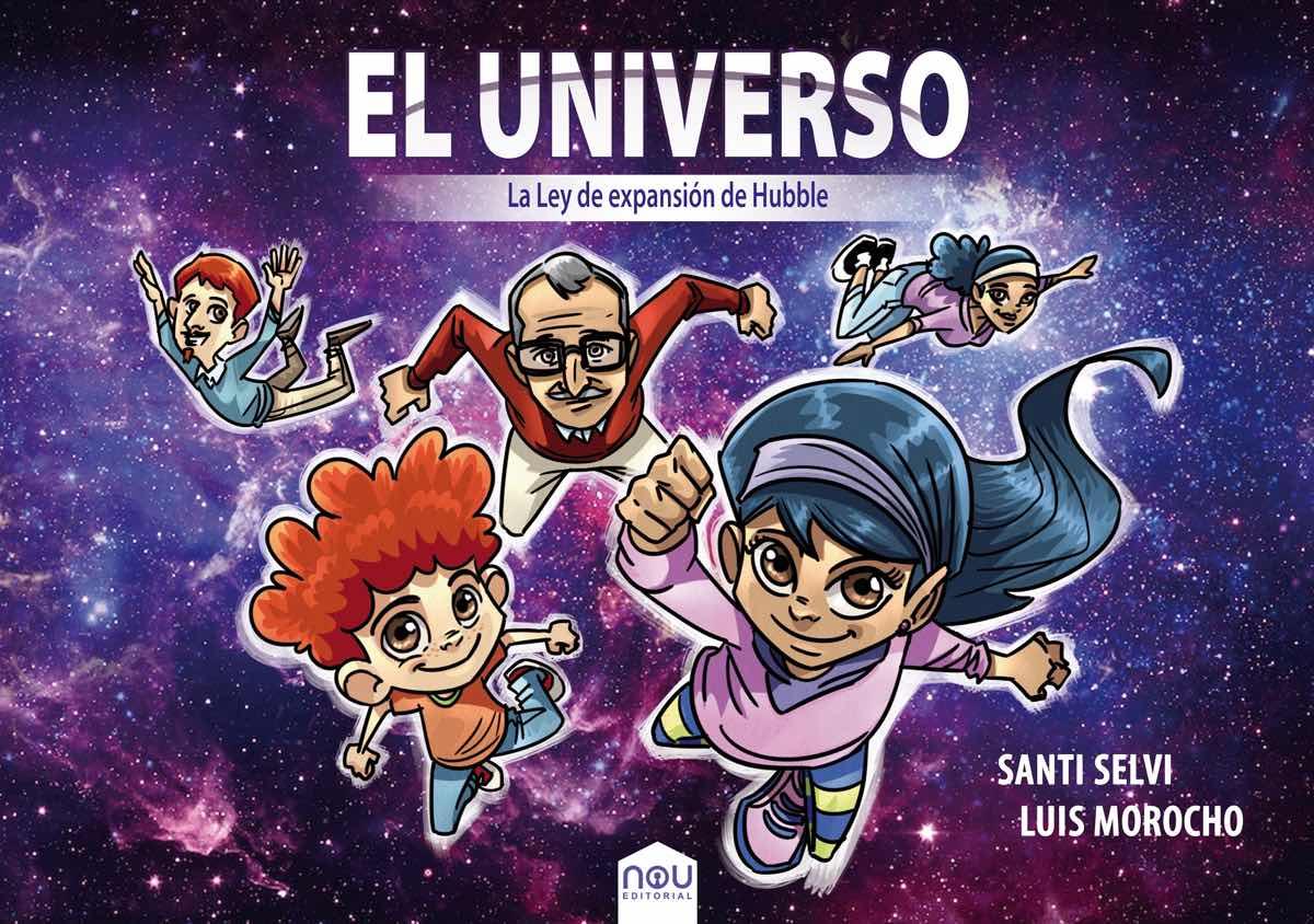EL UNIVERSO. LA LEY DE EXPANSION HUBBLE